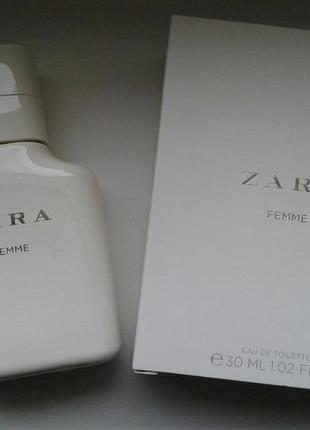 Zara femme 30 ml