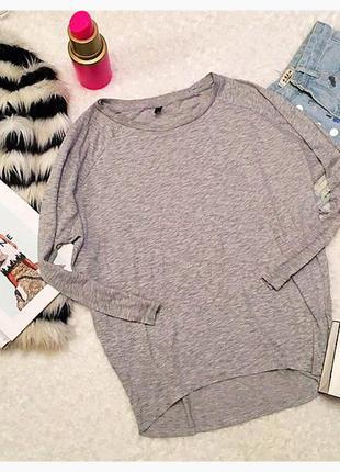 Серый джемпер vero moda