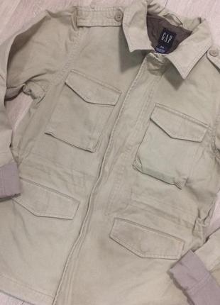 Джинсовый крутой пиджак пальто плащ куртка gap