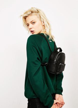 Модный  мини рюкзак bershka 2017