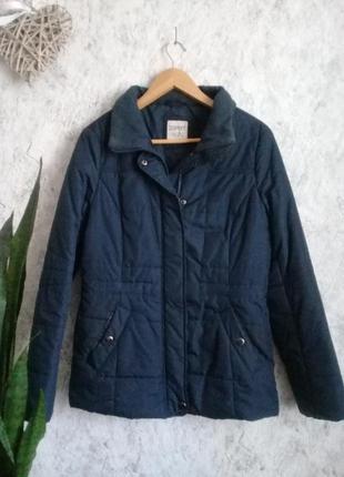 Куртка теплая на весну р. 44 -46 от  немецкого бренда esprit