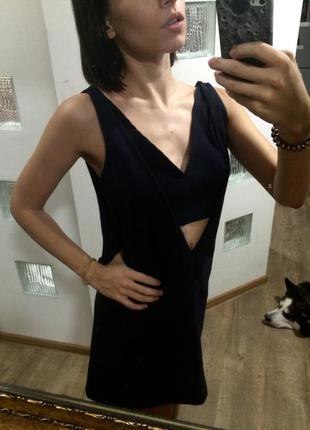 Оригинальное платье zara
