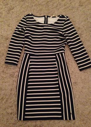 Фирменое платье tom tailor