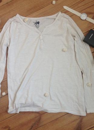 Нежная блузка colin's