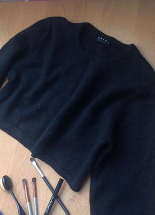 Кроп кофта, кроп топ, укороченый свитер