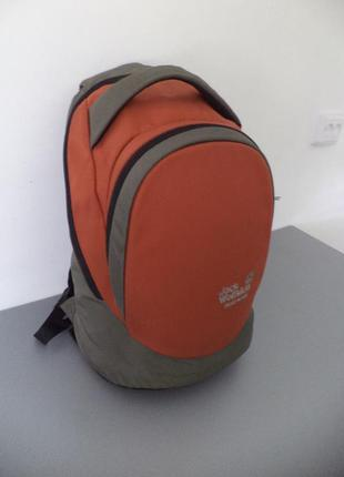 Якісний рюкзак для роботи відпочинку від легендарного jack wolfskin