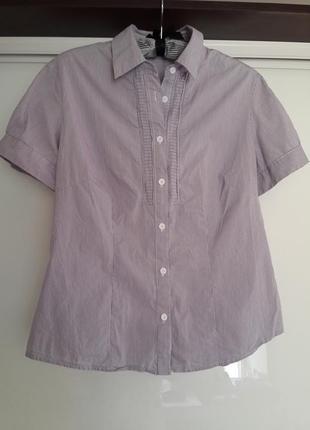 Красивая рубашечка в полоску