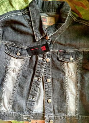 Джинсовка, джинсовая куртка от бренда diesel