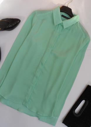 Невероятная шифоновая  блуза