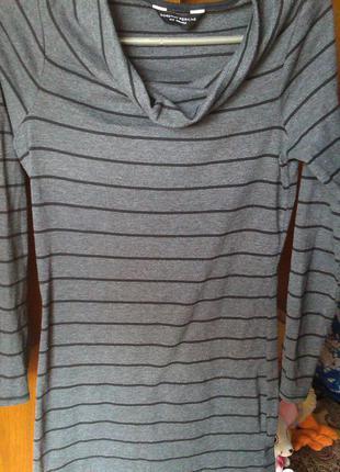Оригинальный свитер-платье dorothy perkins