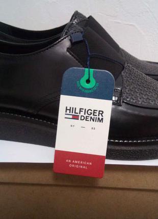 Шикарные туфли tommy hilfiger! оригинал!