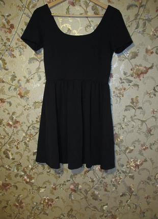 Платье из плотной ткани vero moda