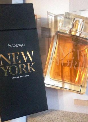 Духи autograph marks&spencer 100ml