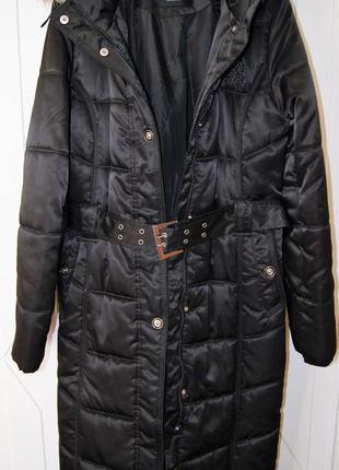 Очень элегантное удлиненное пальто