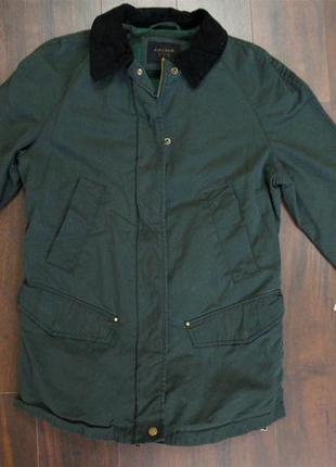 Модная куртка zara