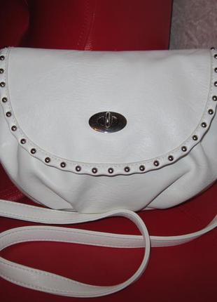 Продам нову фірмову сумочку кросбоді marks & spencer