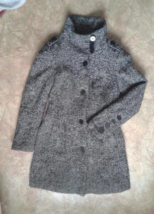 Демісезонне пальто zara, демисезонное пальто zara