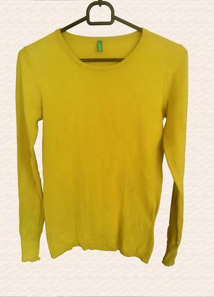 Тонкий свитер united colors of benetton
