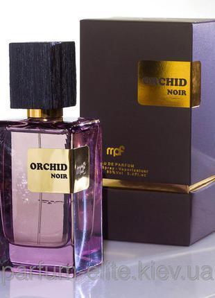 Продам залишок у флаконі  парфюм оригінал 100% mpf orhid noir.