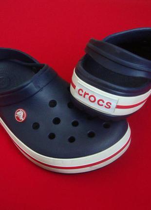 Сандалии босоножки crocs оригинал 40-41 размер