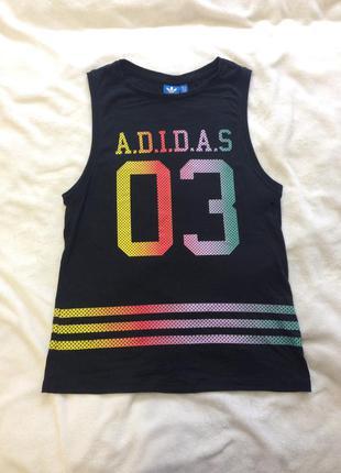 Майка футболка adidas