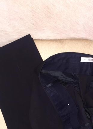 Классические брюки дудочки