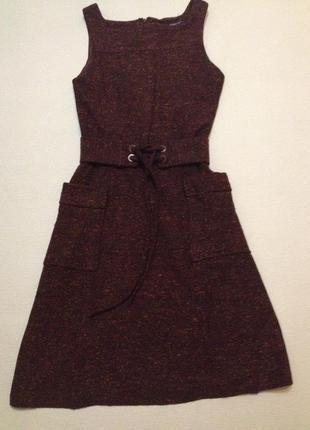 Платье, сарафан, осень/зима от mango s
