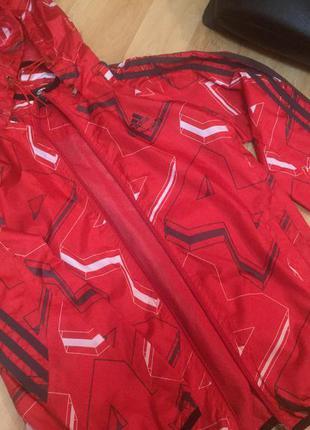 Олимпийка  куртка ветровка adidas