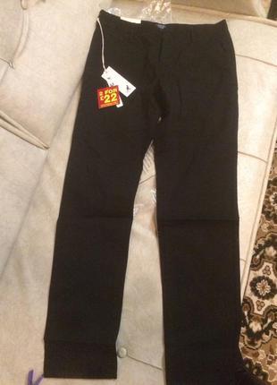 Брюки джинсы фирмы kangol classic, сделаны в бангладеше (черные и синие)