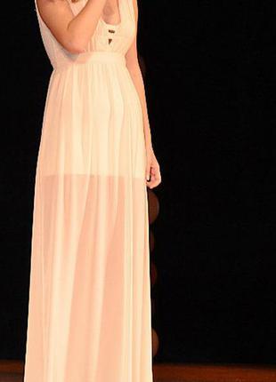 Платье bershka dressy collection