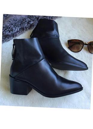 Ботинки на весну topshop