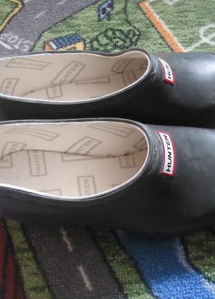Удобнейшие брендовые резиновые ботинки