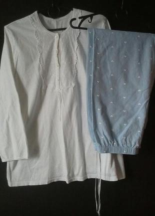 Пижама женская marks spencer