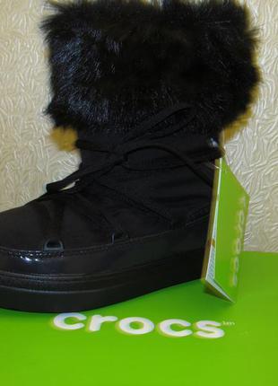Crocs сапожки