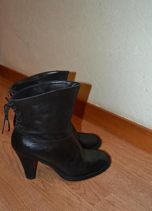 Ботинки bronx нат. кожа