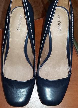 Распродаю!!!!новые модные туфли next