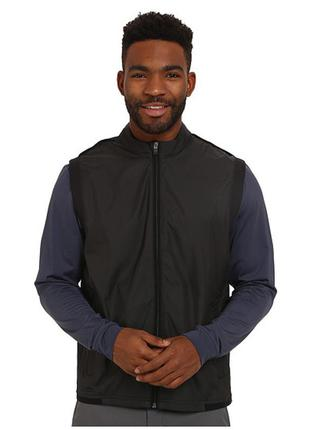 Adidas golf climaproof wind vest (м) ветровка. жилетка