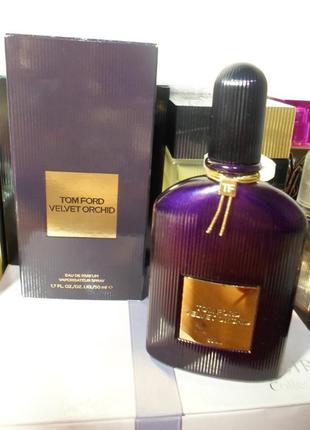 Оригинал velvet orchid tom ford 50 ml