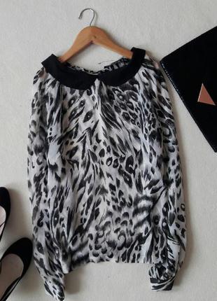 Блуза с красивой спинкой atmosphere
