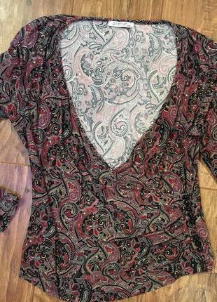 Блуза италия xl