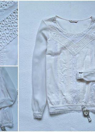 Нарядная блуза  от м&s