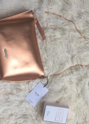 Дуже класна золота сумочка
