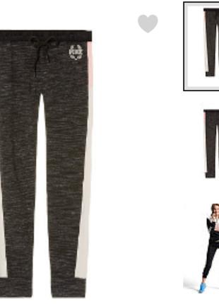 Спортивные штанишки victoria's secret, pink, xs
