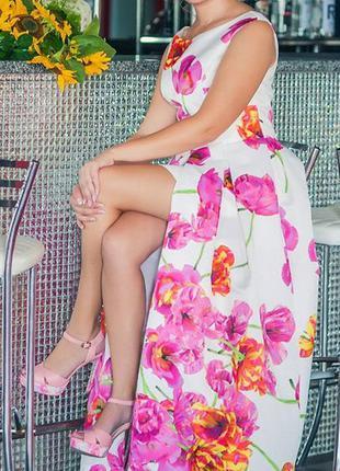Шикарна сукня від андре тан