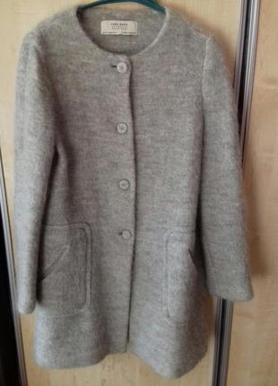 Суперське пальто від zara