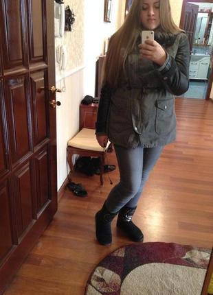 Пальто , куртка . bershka