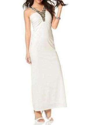 Коктейль-платье миди от laura scott