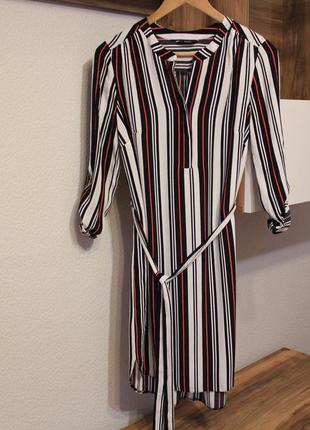 Платье рубашка f&f