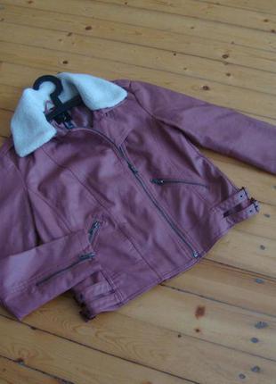 Куртка косуха forever 21 оригинал размер m-l
