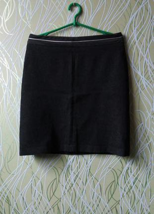 Джинсовая юбка marks&spenser